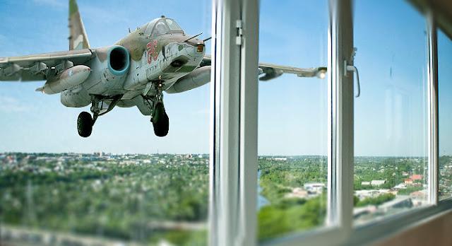 аинская авиация приготовилась к атаке на Донбасс для его освобождения от оккупантов— росСМИ