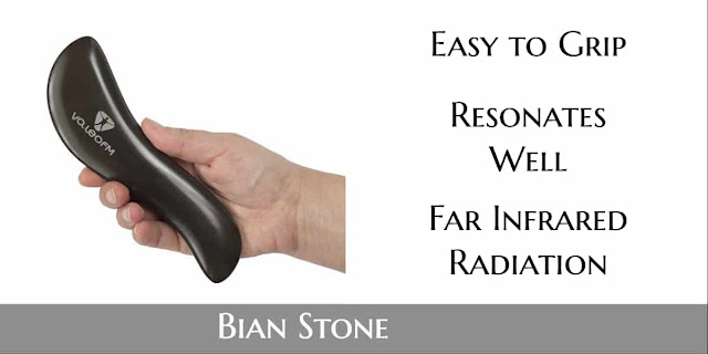 bian stone gua sha tool