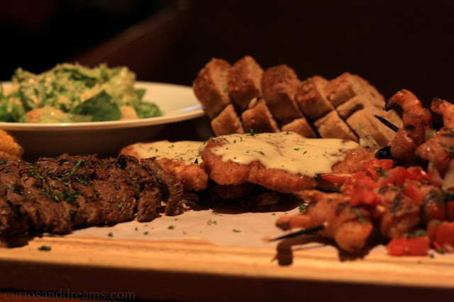 TGI Friday's, TGI Friday's Born In The USA Menu, TGI Friday's review, TGI Friday's Bangalore
