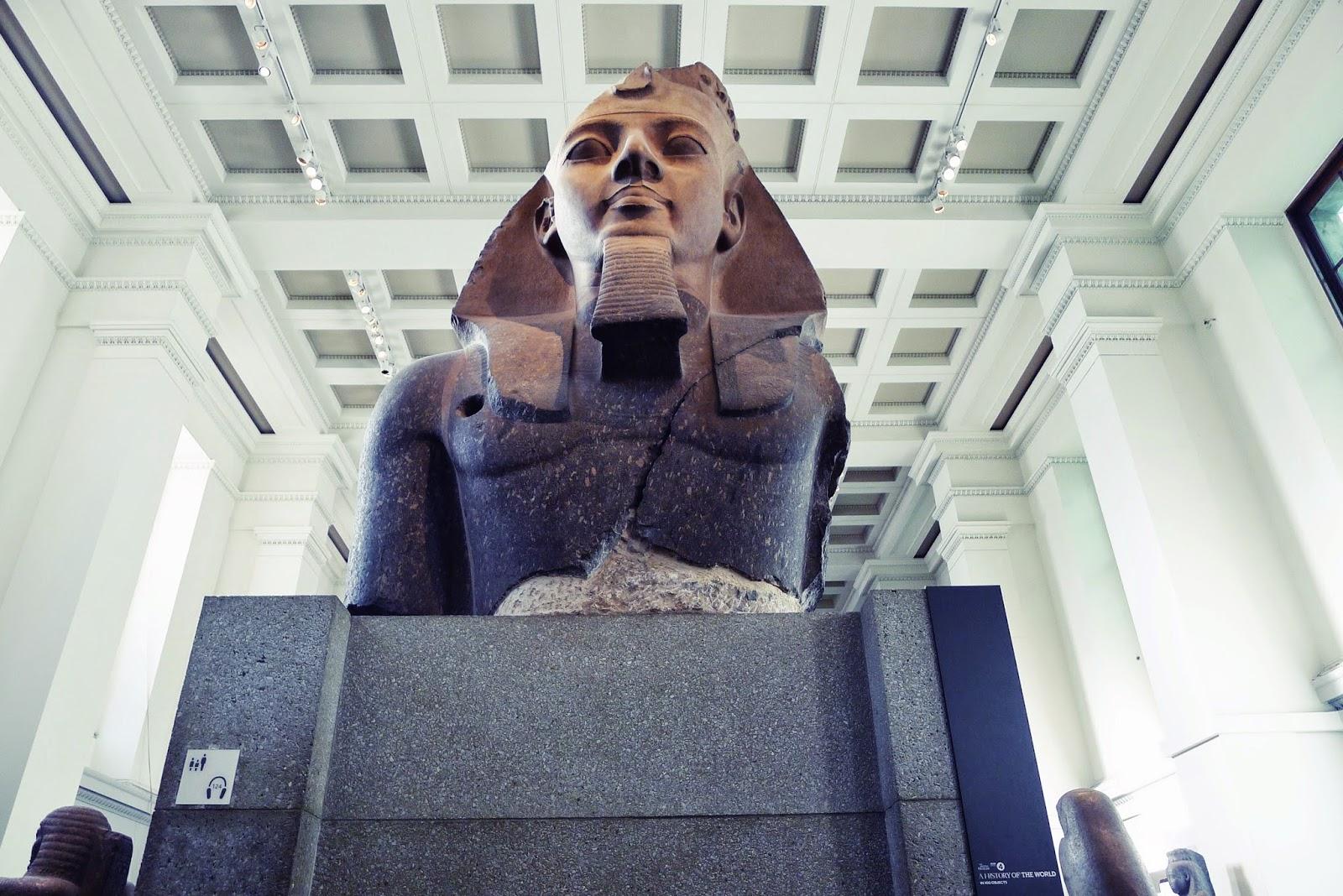 British Museum Ramsses II