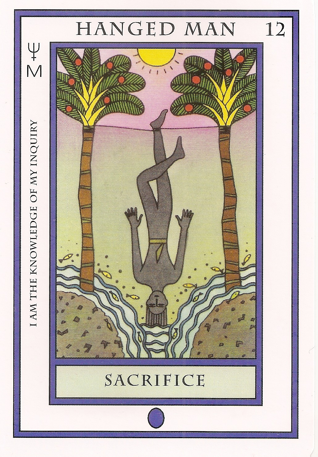 Tarot And More: 6) Tarot Symbolism: Trees
