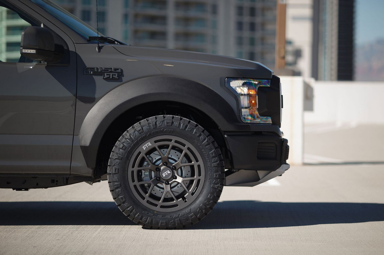 Ford F-150 RTR Muscle Truck Concept Unveiled With 600+ HP ...