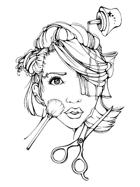 Hd girly mandala coloring pages image coloring pages for Girly coloring pages