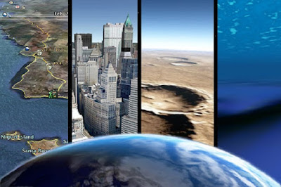 Tips and tricks for Earth Google