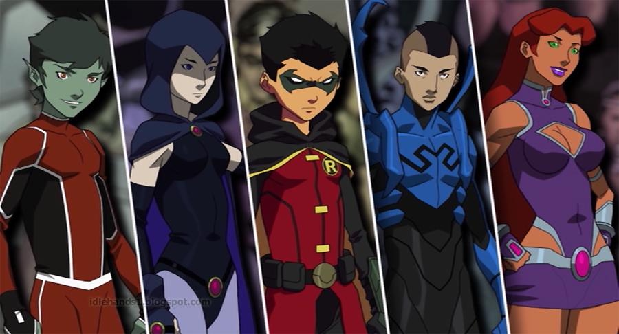 Sex Teen Titans Movies 81