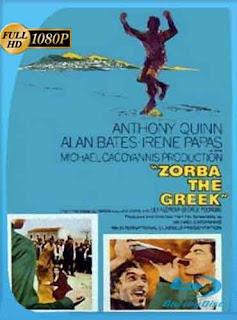 Zorba el Griego (1964) HD [1080p] Latino [Mega] dizonHD