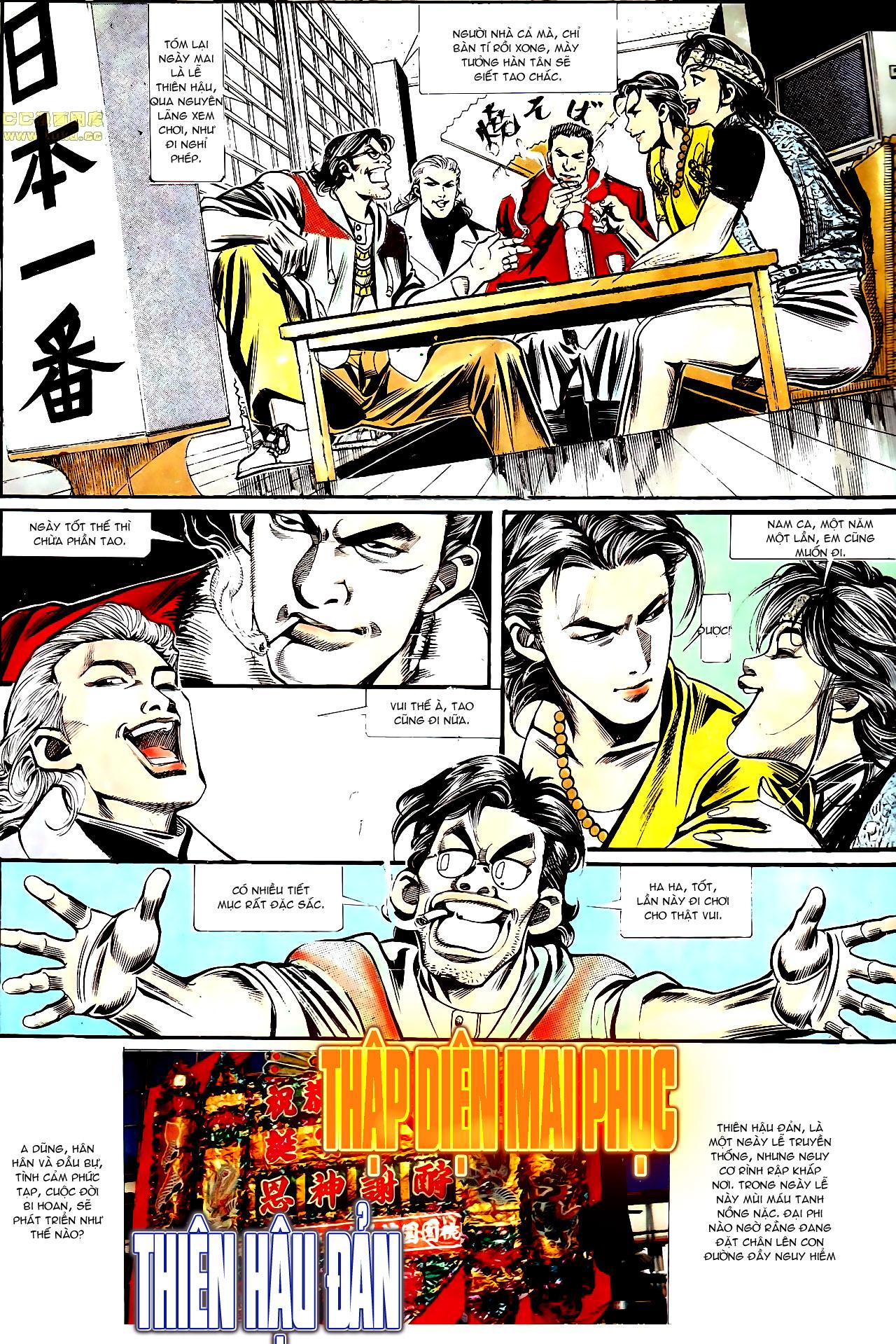 Người Trong Giang Hồ chapter 158: bang phái thanh trừng trang 29
