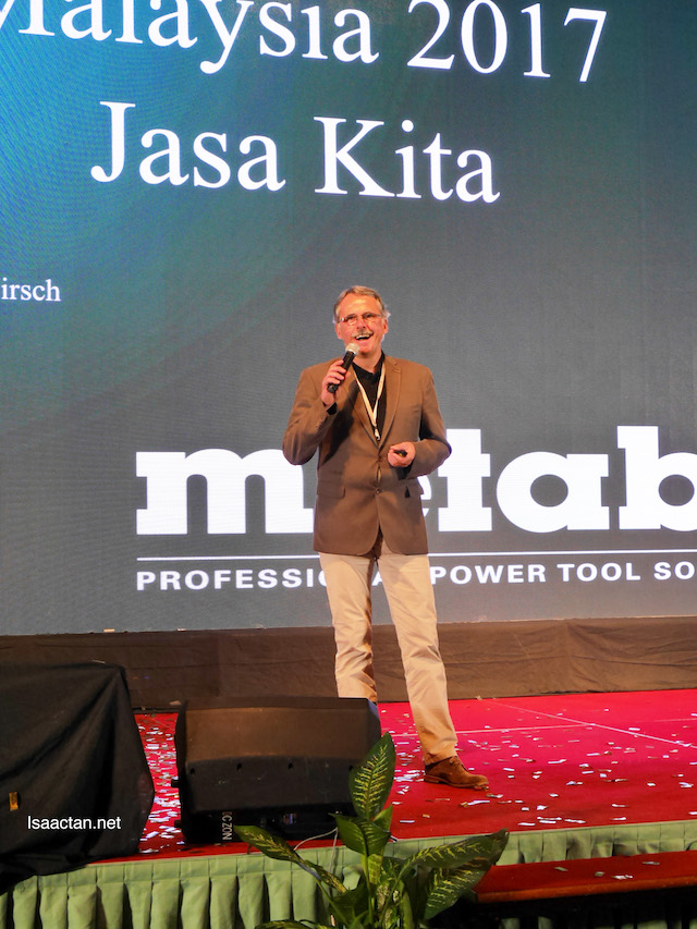 Jasa Kita Brings In Metabo German Power Tools Into Malaysia