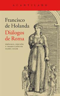 Diálogos de Roma Francisco de Holanda