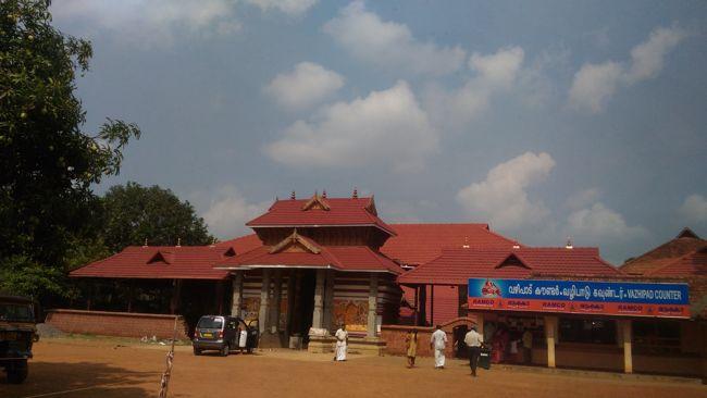 Malliyoor Maha Ganapathy Temple Front View