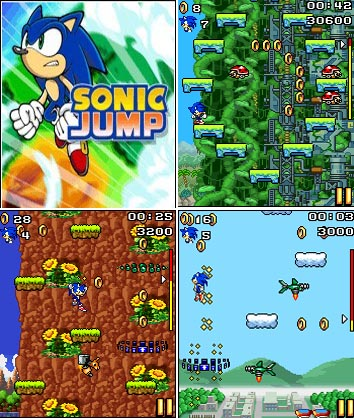 Sonic Jump Java Game Download