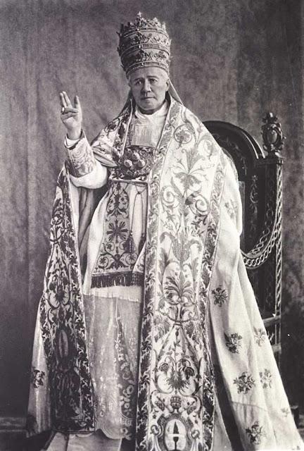 Papa São Pio X previu a futura conversão da França