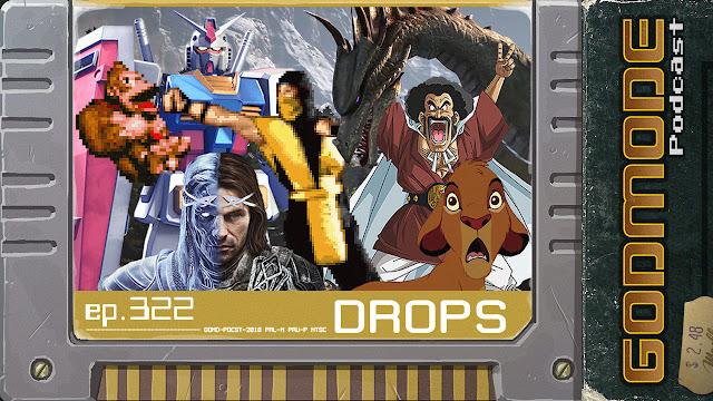 GODMODE 322 - DROPS