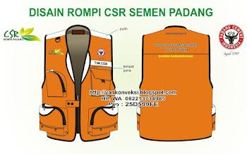 ROMPI Pesanan CSR PT SEMEN PADANG