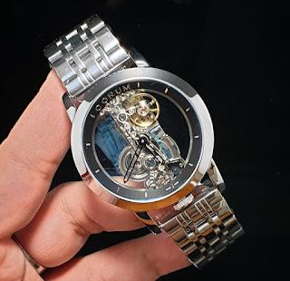 Jam Tangan Automatic Corum 2
