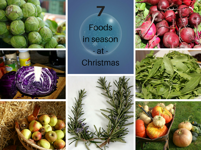 Foods in Season at Christmas