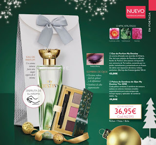 Set My Destiny de Oriflame