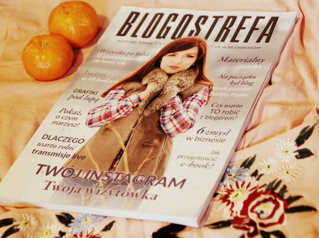 Blogostrefa - jedyne takie czasopismo dla blogerów