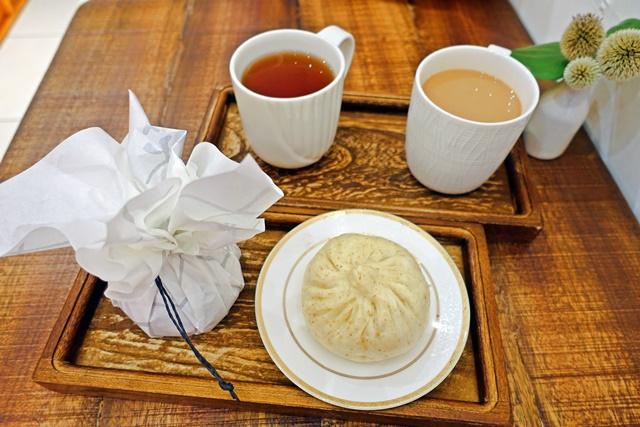 從心茶館~台北萬華區美食、捷運西門站、龍山站素食