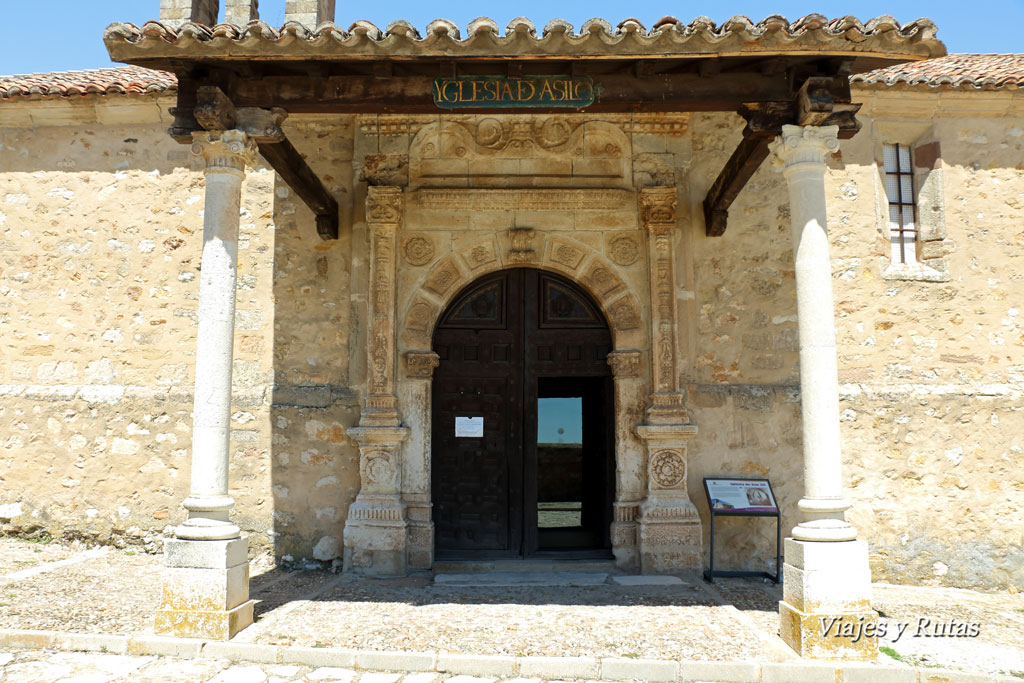 Iglesia de San Gil, Atienza