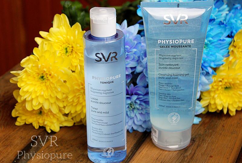 Отзыв: Кислородное очищение кожи. Физиопюр Очищающий гель и тоник для лица.