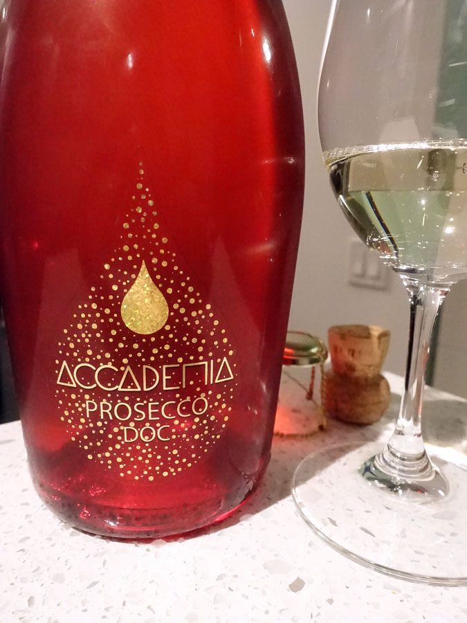 Bottega Accademia Red Prosecco (87 pts)