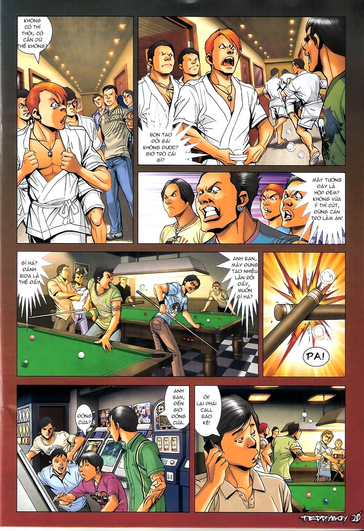 Người Trong Giang Hồ - Chapter 1333: Cao Nhân Tái Hiện - Pic 17