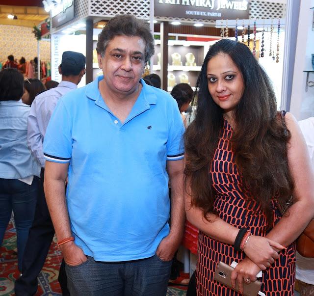 Entrepreneur Tarun Sarda and Ratika Seth at Martini Queens, Delhi