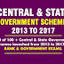 Compilation of Central and State Government Schemes (2013-2017) in PDF