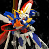 Robot Damashii (SIDE MS) God Gundam - Review by Hacchaka