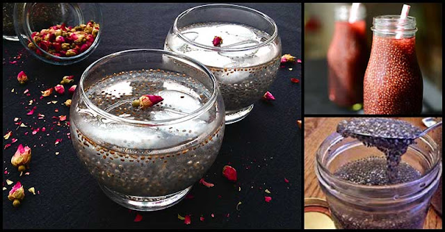 Chia Seed Drink Consumption: One Way Of Improving Our Health