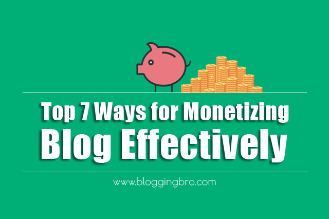 Monetizing-Blog-Effectively