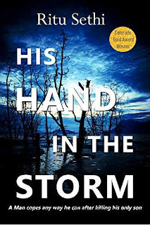 His Hand In the Storm: Gray James Detective Murder Mystery and Suspense Book 1 free book promotion Ritu Sethi
