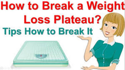 how to beat weight loss plateau