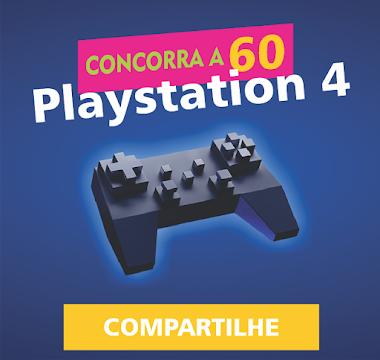 Concorra a 60 Playstation 4 - Promoção Ruffles