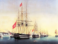 Osmanlı donanmasındaki kalyonlar gemiler