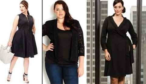 30 Model Baju Orang Gemuk Biar Kelihatan Langsing Model Baju