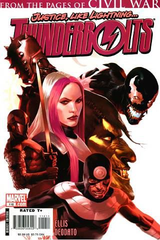 Civil War: Thunderbolts #110 PDF