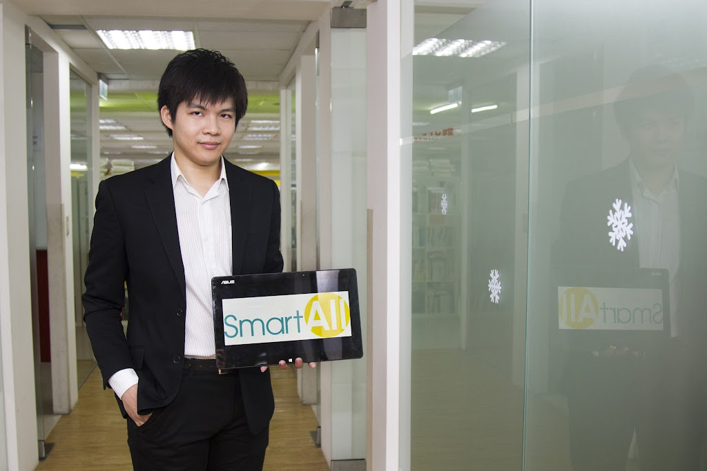 [Meet創業之星] 人工智慧結合物聯網,SmartAll直接挑戰矽谷,從難的做起!|數位時代