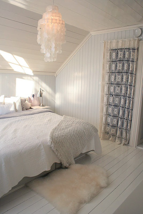 Attic works bedrooms country romantic - What degree do you need to be an interior designer ...