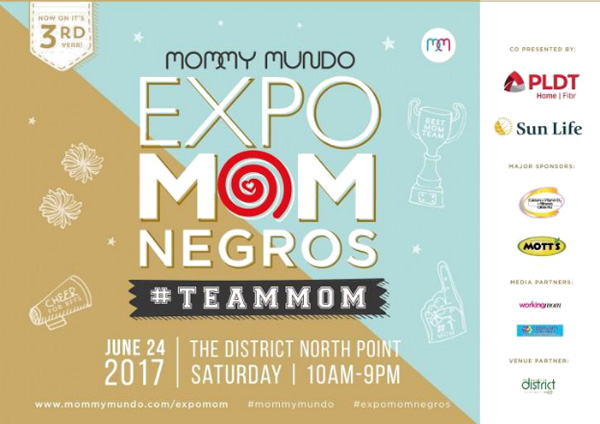 ExpoMom Negros by Mommy Mundo