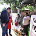 Jofré compartió una agradable jornada con vecinos y agentes comunales en la zona norte de la ciudad