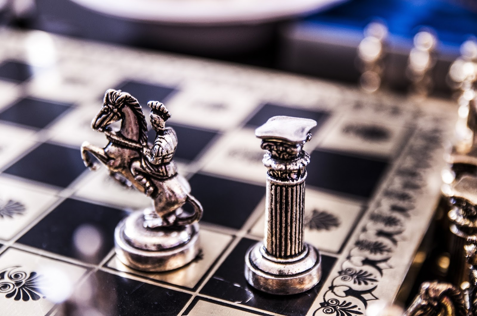 Honor Is a Game of Chess, Not Checkers - James L. Walpole