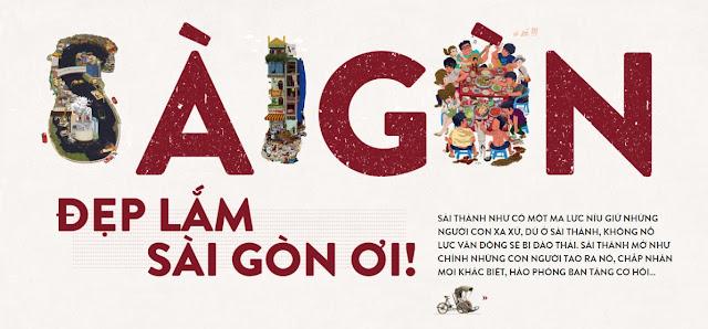 Sài Gòn đẹp lắm Sài Gòn ơi! - Ảnh 1