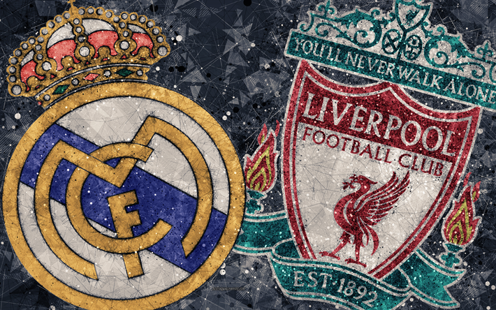 Champions League Final - Real Madrid vs Liverpool