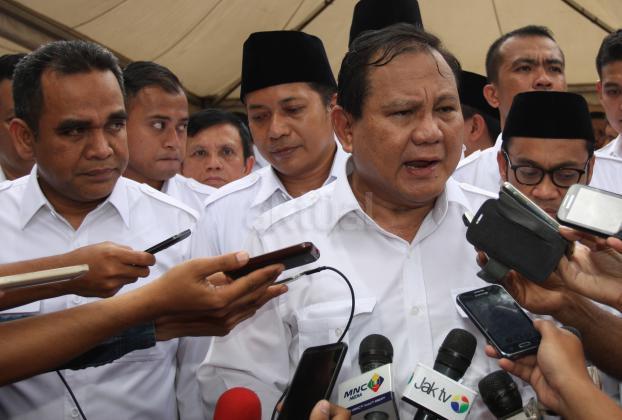 Gerindra Polisikan Tribungroup Terkait Pemberitaan Prabowo yang berjudul?