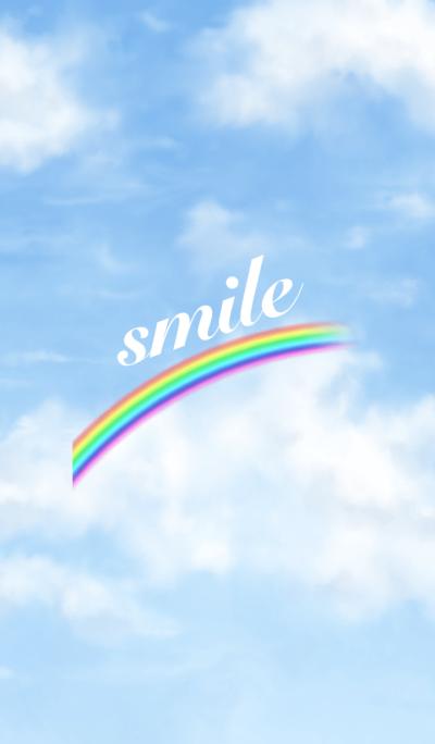 Happy smile..