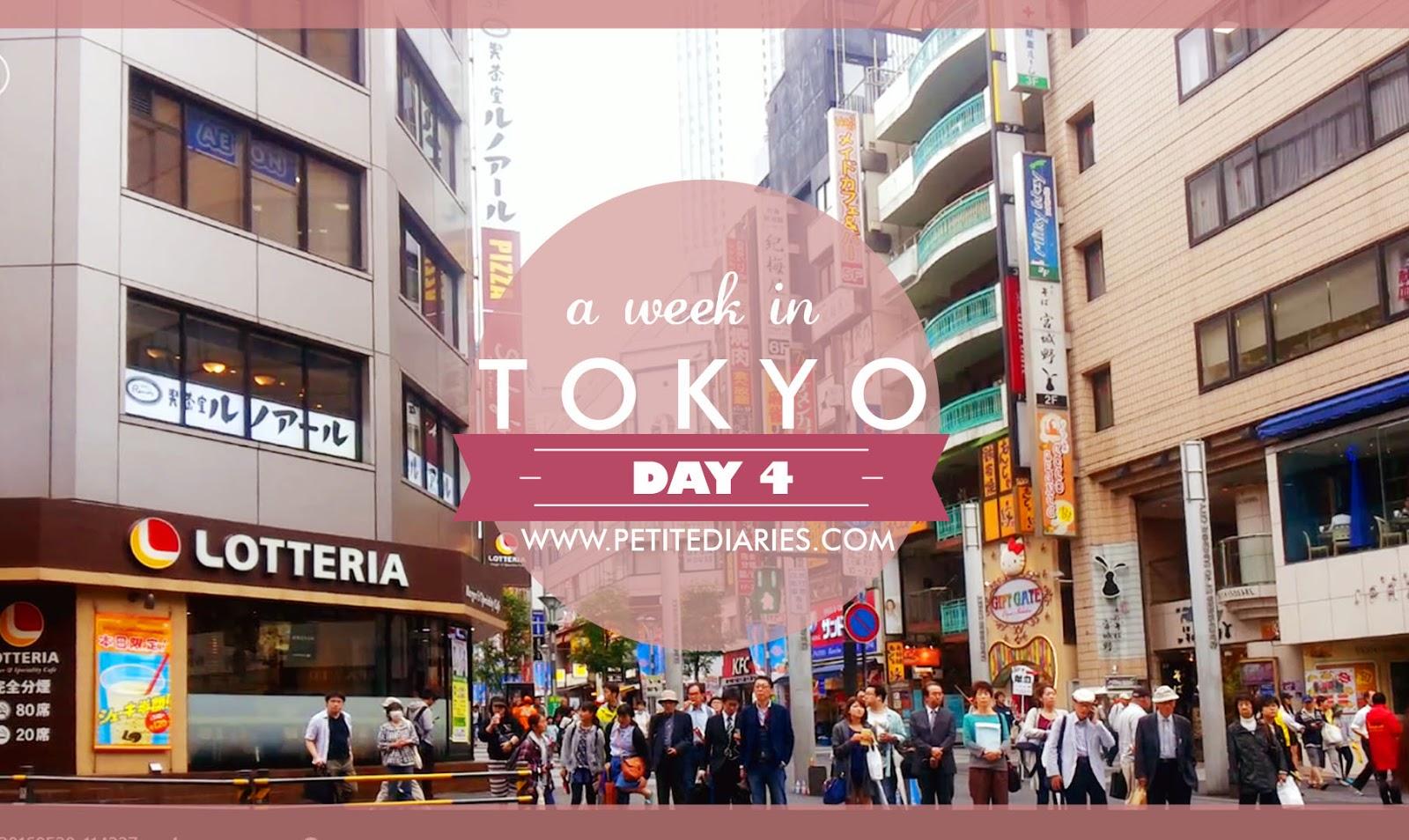 ikebukuro trip experience japan