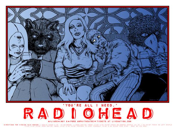 """(Radiohead) """"All I Need"""""""