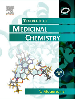 Textbook of medicinal chemistry Alagarsamy - Volume 2 pdf free download